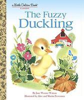The Fuzzy Duckling (Little Golden Book) by Jane Werner Watson