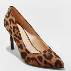 A New Day Women's Gemma Pointed Toe Heeled Pumps New