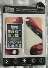 Ultra Thin Slim Gizmobies Jelly Beans Gel Skin Case Cover Protector IPhone 4