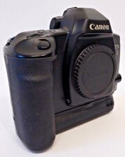 Canon EOS 3 35mm SLR Film Camera with PBE1 Battery Pack- Body Only Boxed