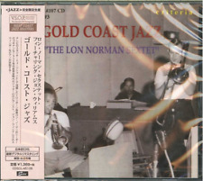 LON NORMAN SEXTET-GOLD COAST JAZZ-JAPAN CD C65