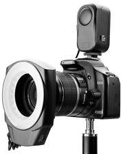 48pcs LED Macro Ring Continuous Light for Canon Nikon Pentax DSLR Camera