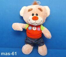 Global Pluche Toys oso Teddy peluche 30 cm Beanie sacudidas