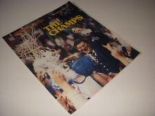 Louisville Courier-Journal Magazine UK Duke Basketball National Champs 1978!
