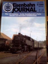 Eisenbahn Journal 8 1988 -- Die Baureihe 98 bei der DB