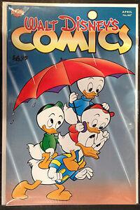 Walt Disney's Comics and Stories #667 NM Gemstone Prestige Free UK P&P