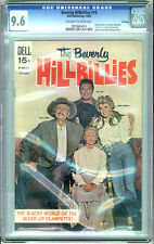 Beverly Hillbillies #19 CGC NM+ 9.6 File copy