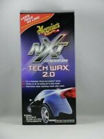 NEW Meguiars NXT Generation Tech Wax 2.0 #G12718