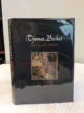 Thomas Becket: His Last Days- By William Urry, 1999, Catholic saints
