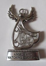 k Angels are watching over you ANGELS BY MY SIDE Angel mini message figurine