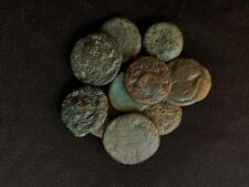 Ancient Greek Bronze Coin Unresearched Authentic - 2000+ Years Old
