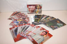 DEXTER SEASON 3 (Breygent) Complete MINI MASTER Base Card Set w/ ALL 28 CHASE
