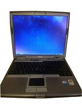 Dell Latitude D610 1.6GHz Intel Pentium M 1.GB RAM 40GB Hard Drive Lubuntu 18.10
