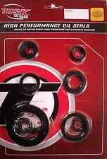 Tusk Engine Oil Seal Kit Honda CR500R 1989-2001 CR500