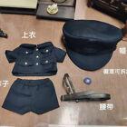 Wang Yibo Plush 20cm Doll Clothes Toy Costume Military Uniform Sa GG