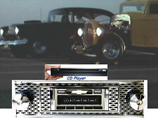 CD Player & NEW* 300 watt AM FM Stereo Radio '55 Bel Air, Nomad iPod USB Aux in