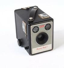 Kodak Brownie Model 1 620 film box camera - made in England