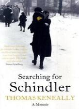 Searching For Schindler,Thomas Keneally- 9780340963265