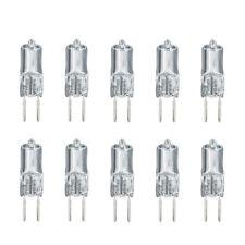 10 X Paulmann AMPOULE des lampes halogènes 10W G4 Transparent Blanc Chaud