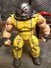 Marvel universe 3.75 inch custom action figure Juggernaut from Deadpool 2 xmen