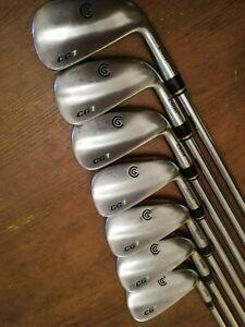 Cleveland CG1 Irons, 4-P, Stiff NS Pro, Auction Sale SP £79