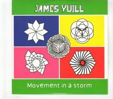 (GR570) James Yuill, Movement In A Storm - 2010 DJ CD