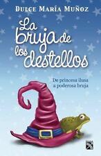 La bruja de los destellos (Spanish Edition)-ExLibrary