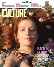 FLORENCE WELCH & THE MACHINE PHOTO INTERVIEW UK Culture MAGAZINE June 2018