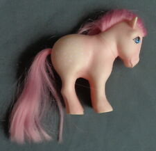 1982 vintage Hasbro MY LITTLE PONY MLP G1 Cotton Candy ITALY NIRVANA European