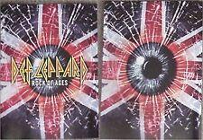 DEF LEPPARD ROCK OF AGES 2005 TOUR BOOK NEW RARE MINT ORIGINAL