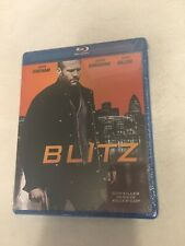 BLITZ (Blu-ray Disc) Jason Statham-NEW-Free Shipping with Tracking