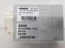 2007 E70 BMW X5 2993cc Diesel Air Suspension Control Unit 37146778966AI01