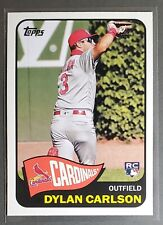 Dylan Carlson RC #T65-45 - 2021 Topps Series 2 - 1965 Topps Redux Cardinals