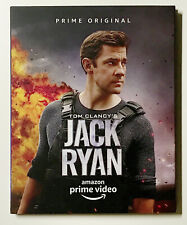 JACK RYAN Complete Season 1 Amazon Prime 2019 Emmy FYC DVD Tom Clancy BRAND NEW!