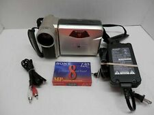 Sharp Viewcam Vl-A10U 8mm Camcorder for Transfer to Dvd