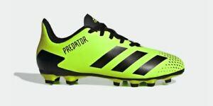 NEW! Boys Adidas Predator Flexible Ground Football Boots Kids - Various Sizes
