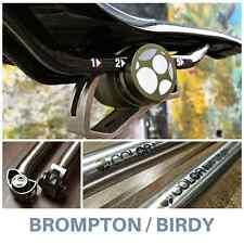 Brompton BIRDY Premium Seatpost Titanium (COLORPLUS)