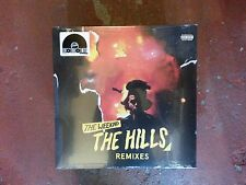 THE WEEKND THE HILLS REMIXES - RSD 2016 - NEW & SEALED