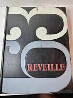 "🔥 1963 Arlington State College Yearbook ""Reveille"" Arlington TX Annual"