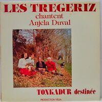 "Anjela Duval ""Les Tregeriz"" Vinyl LP"
