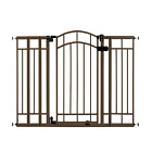 Summer Infant Multi-Use Extra Tall Walk-Thru Gate Bronze LOCAL PICK UP ONLY