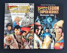 SuperGirl & the Legion of Super-Heroes TPB Set Bag Board Combine IN