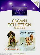 Hallmark Hall of Fame~Crown Collection 2014-2015~DVD 2-movie pack~New & Sealed