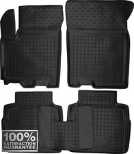 Rubber Carmats for Suzuki SX4 S-cross 2014-2017 All Weather Tailored Floor Mats
