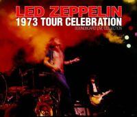 Led Zeppelin 1973 Tour Celebration Soundboard Live Collection CD 3 Discs Set F/S