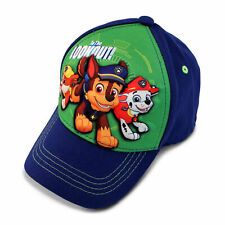 Nickelodeon Toddler Boys Paw Patrol Character 3D Pop Baseball Cap, Age 2-4