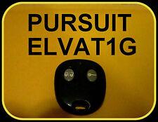 PURSUIT   KEYLESS REMOTE ENTRY TRANSMITTER KEY FOB DOOR CONTROLLER ELVATIG