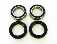 1999 2000 2001 2002 Kawasaki Kef300 300 Lakota Rear Axle, Wheel Bearings & Seals
