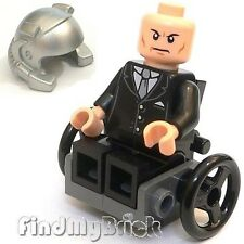 BM006 G089A Lego Custom X-men Professor X CUSTOM Minifigure with Helmet NEW