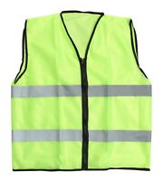 Crystal Ace Equestrian High Visibility Mesh Reflective Vest